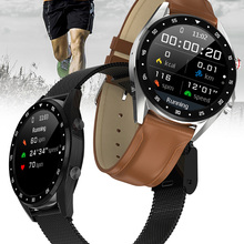 New L7 Smart Watch Men Women ECG Bluetooth Call Music Anti-lost Reminder Message