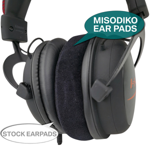 Image 3 - misodiko [Upgraded Comfy] Ear Pads Cushions Earpads Replacement for ATH M50x M40x M30x MSR7, Shure SRH440 SRH840 SRH1440 SRH1840