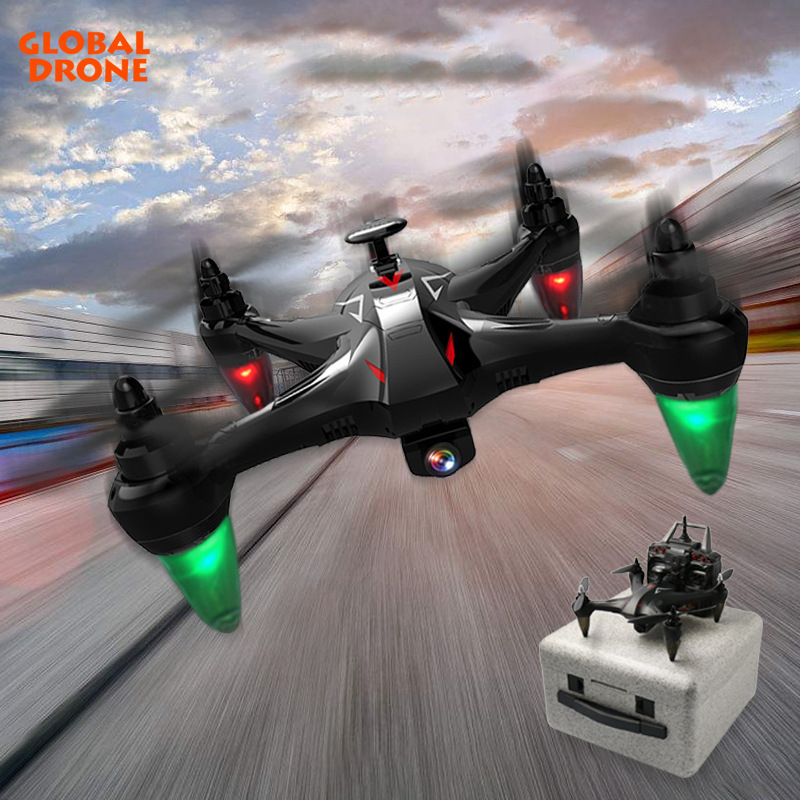 Global Drone Gw198 Unmanned Aerial Vehicle Aerial Photography High-definition Profession Ultra-long Life Battery GPS Remote Cont
