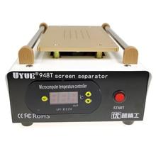 UYUE948T 8 inch mobile phone screen separator screen dismantlement machine screen hot dismantlement machine maintenance machine