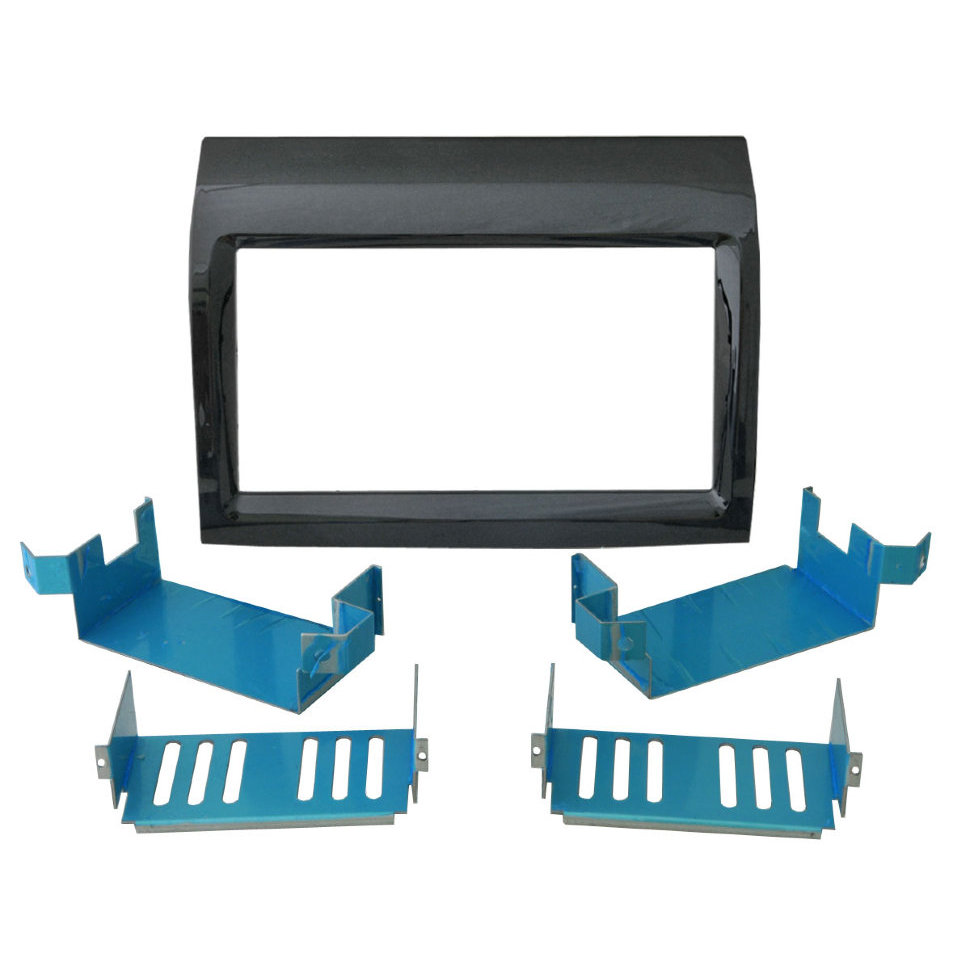 Transition Frame FIAT Ducato (250) 09/2011 + 2din (fasteners) Incar RFR-N22A