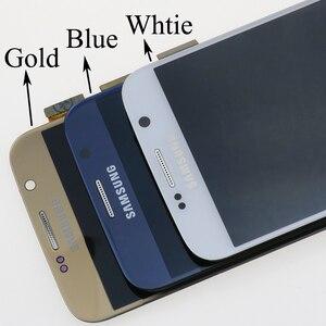 Image 5 - Original 5.1 สำหรับSamsung Galaxy S6 G920 G920i G920F G920W8 LCD Super AMOLEDเปลี่ยนDigitizer