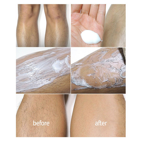 Hot Painless Hair Removal Powerful Permanent Hair Removal Cream Stop Hair Growth Inhibitor Removal for Soft Smooth Skin Beauty Karachi