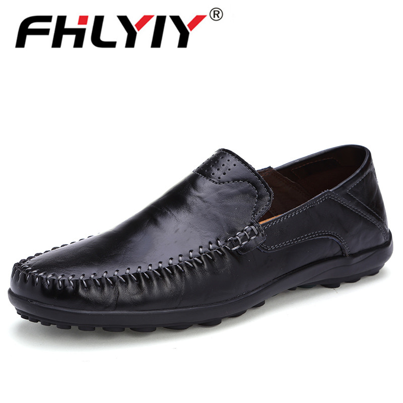 Men Shoes Loafers Soft Breathable Male Moccasins Flats Casual Boat Driver Footwear Driving Shoes Zapatos De Hombre