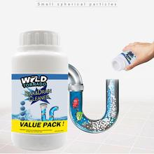 Порошок раковина и дренажный очиститель сильная труба дноуглубляющий агент для кухни ванной канализационный вантуз для унитаза очиститель мощная труба дноуглубляющий агент