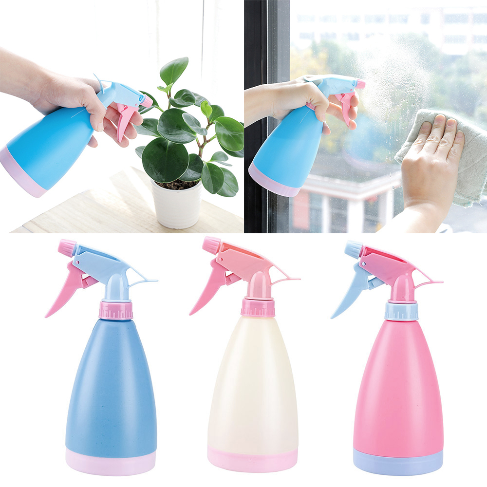 Portable Watering Can For Flowers Spray Bottle Plastic Watering Pot Garden Sprayer Planting For Garden Flower Plant Spray Bottle