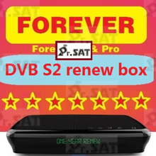 Оригинальная телевизионная приставка forever foreverPRO & SE 124-136 apollo5, перезаряжаемая, starsat, гигантская приставка tiger pinacle viark, обновление, только без п...