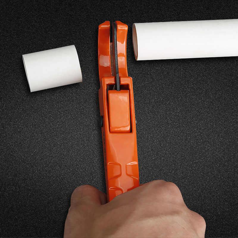 2019 الساخن الأنابيب قطع القاطع مقص الأنابيب القاطع أنبوب خرطوم أنابيب بلاستيكية PVC/PPR السباكة دليل اليد أدوات tesouras L9 #2