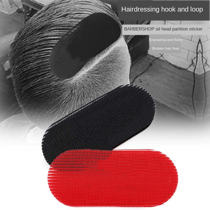 Men's Hair Gripper Trimming Hair Sticker Hair Styling Cutting Trimming Barber Gripper Holder Accessories G0115