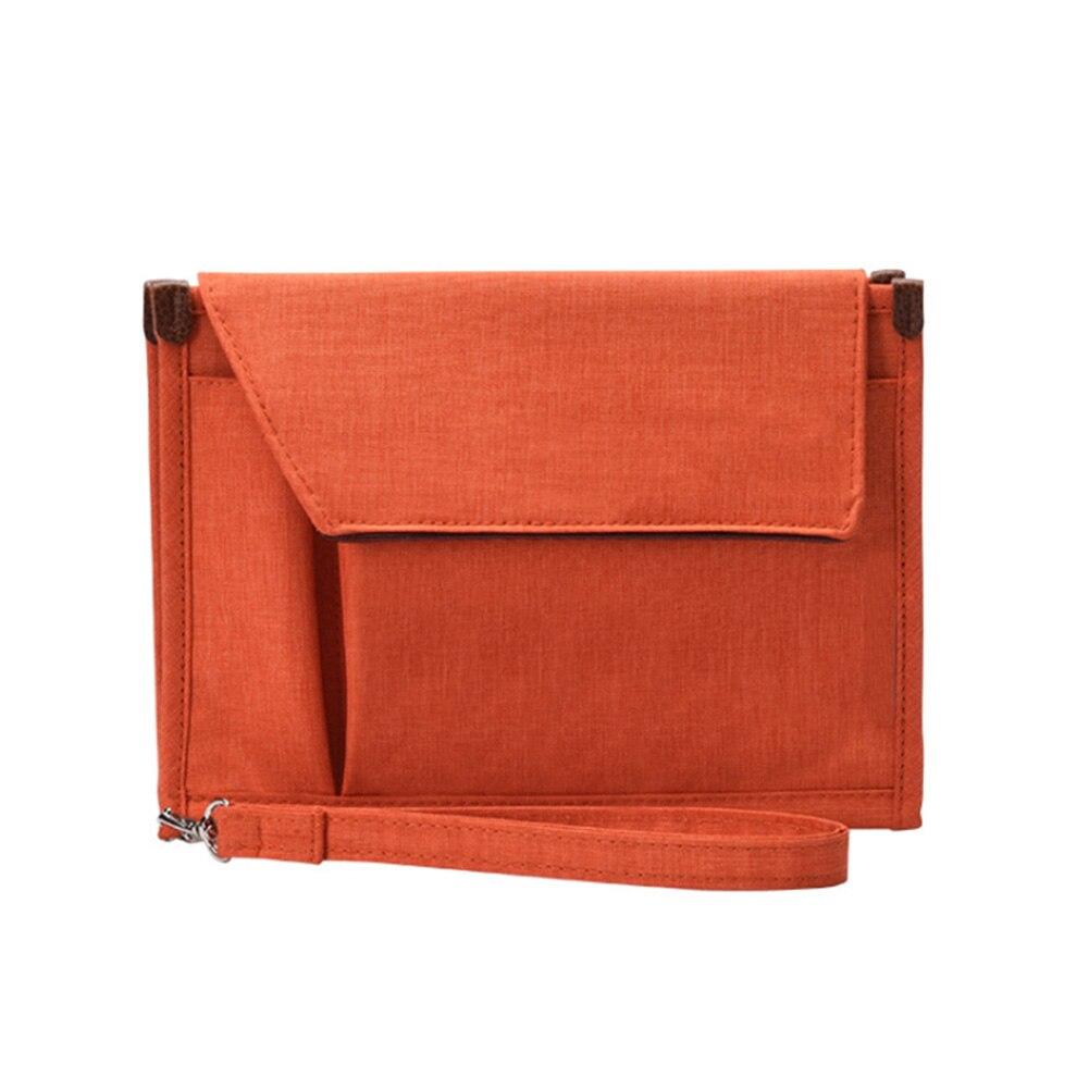 Gift Outdoor Handbag Document Bag File Folder Durable Multifunction Passport Storage Business Travel Phone Portable Briefcase