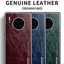 Genuine Leather Retro Vintage Case for HUAWEI