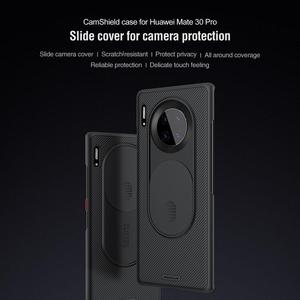 Image 1 - Nillkin Camshield Cases For Huawei Mate30 Mate 30 Pro Case Slide Back Cover for Camera Protection PC Hard All Around Coverage