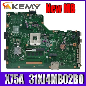 k43sv motherboard gt520m 1gb rev 4 1 for asus a43s x43s k43sv k43sj laptop motherboard k43sv mainboard k43sv motherboard X75VB X75VD Mainboard REV:2.0 For Asus X75VC X75VD X75V X75A X75A1 Laptop motherboard 31XJ4MB02B0 HM70