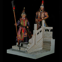 FW008 FEELWOTOYS 1/6 Carved ancient stairs, stairs, scene props, floor decorations, a total of four models in stock
