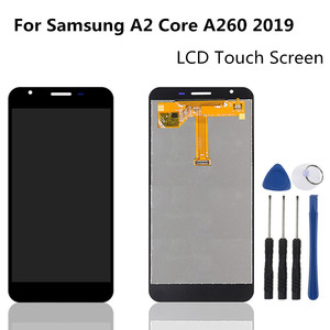 For Samsung Galaxy A2 Core Display Touch Screen Digitizer Assembly For Samsung A260 LCD SM-A260F/DS A260F A260G Screen