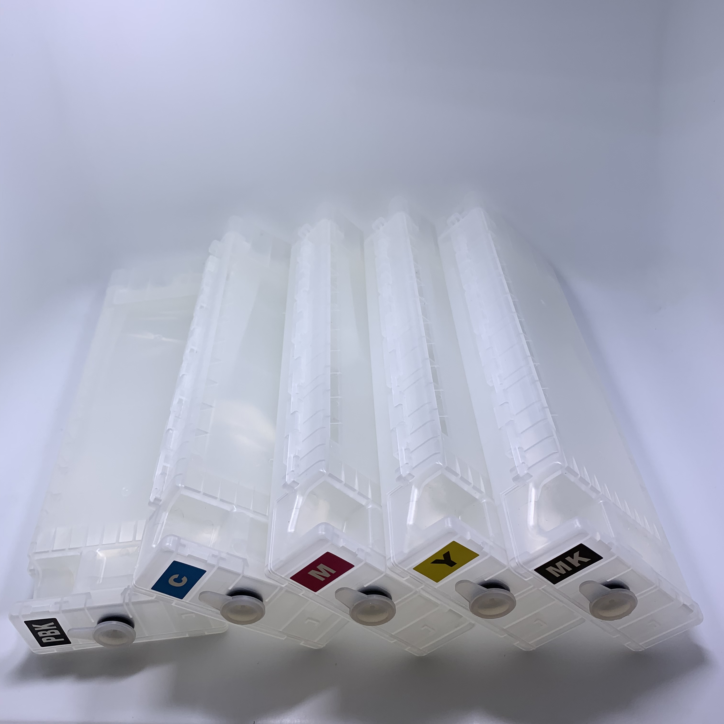 YOTAT 5pcs T6941 for Epson SureColor T7200 T5200 T3200 empty refillable ink cartridge T6941 T6942 T6943 T6944 T6945-in Ink Cartridges from Computer & Office