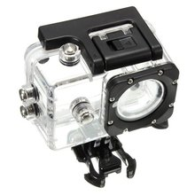 Diving Swimming Camera Waterproof Case Protective Shell for SJCAM SJ4000 Action Sport Cameras DJA99