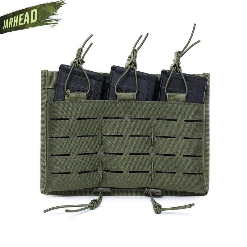 Купить 1000d тактический чехол для журнала molle военный жилет картридж