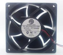 FOR PL13B48M 48 v 0.17 A 12038 12 cm double bead cooling fans Free shipping