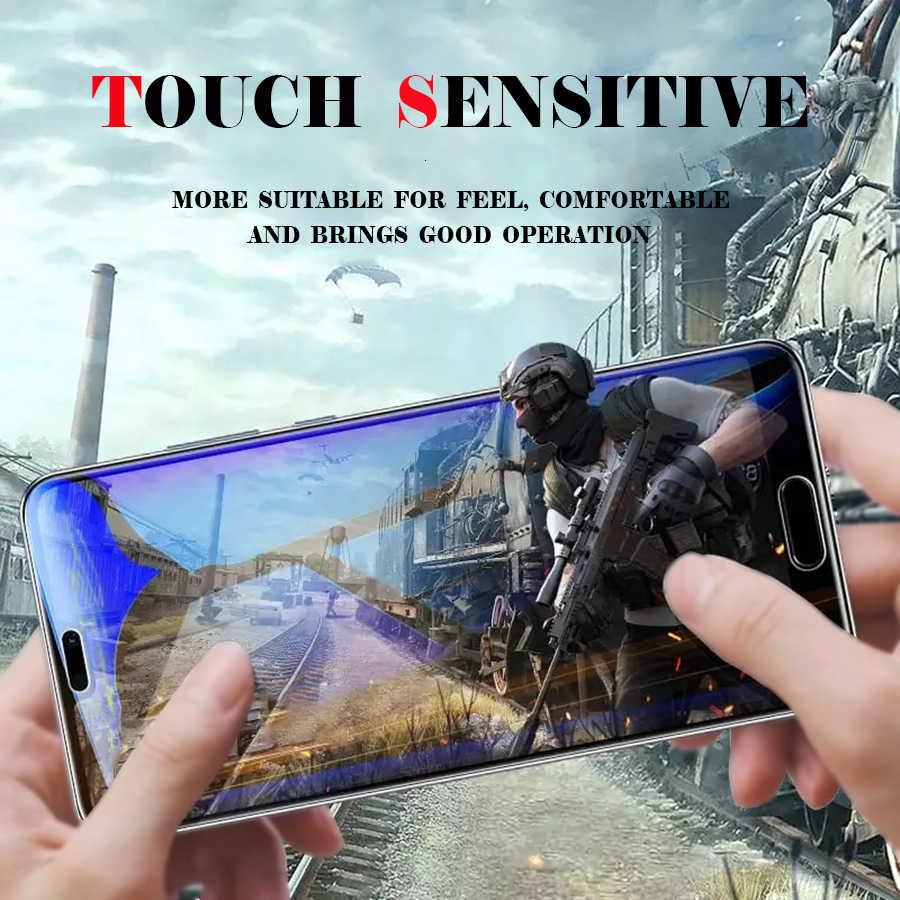 ป้องกันสำหรับ P20 Pro ฟิล์มกระจกนิรภัย huavei hauwei P9 P10 P 9 10 20 lite Plus screen protector huawei huawei 9h tremp