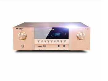 SAST AV-988 High Power 5.1 Surround HDMIAV Bluetooth Amplifier Hifi Professional Home Amplifier