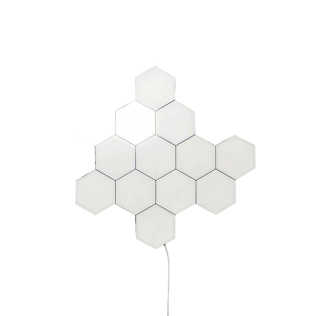 Magnetic LED Hive Light