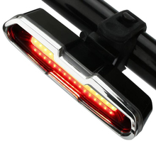 Joshock New USB Bicycle Taillight Warning Light Highlight Two-Color Cycling Accessories LED