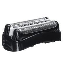 Мужская бритва, сменная Мужская фольга с Т-образным лезвием для Braun Series 3 32B 3090Cc 3050Cc 3040S 3020 340 320 Мужская водонепроницаемая Фольга для бритвы