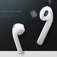 Genuine for Apple for AirPods Wireless Earphone Original Bluetooth earphone for iPhone for iPad MacBook for Apple Watch earbud