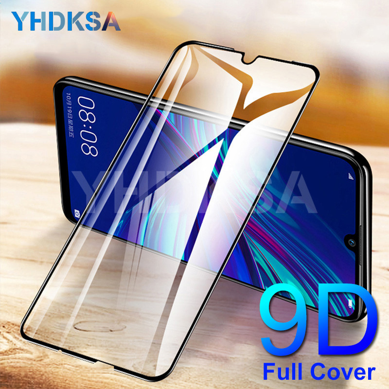 9D Tempered Glass On The For Huawei Honor 9X 8X 8C 8A 9i 10i 20i Honor 20 Lite 20S 8S V20 Screen Protector Protective Glass Film