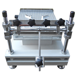 Image 5 - High Precision Manual PCB Screen Press Printer PCB Printing Machine YX3040 SMT Screen Printing(300*400mm)