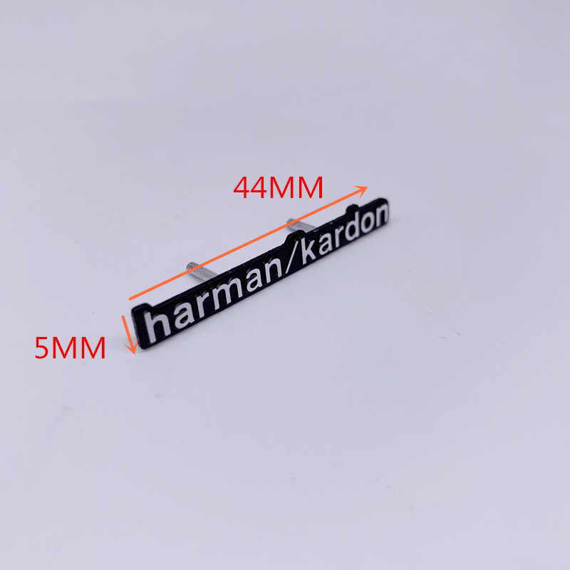 ¡2 uds. De metal para Dynaudio! Jbl-altavoz de audio FOCAL harman/kardon, defensa de meridianos, Hi-Fi, insignia de altavoz, emblema estéreo, pegatina stying