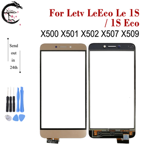 Touch Panel For Letv LeEco Le 1S X500 X501 X502 X507 X509 Touch Screen 1S Eco 1sEco Digitizer Glass Sensor Touch With Flex Cable(China)