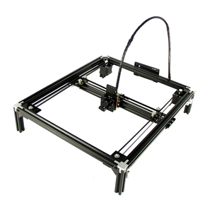Image 1 - DIY XY Plotter drawbot pen drawing robot machine lettering corexy A4 A3 engraving area frame plotter robot kit for drawing