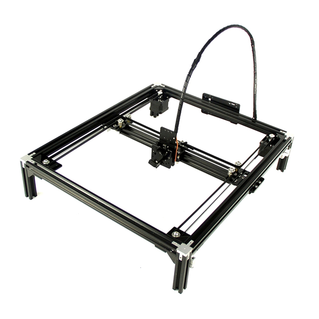 DIY XY Plotter drawbot pen drawing robot machine lettering corexy A4 A3 engraving area frame plotter robot kit for drawing
