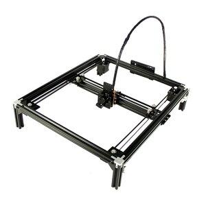 Image 1 - Traceur XY A4 A3, stylo à dessin, machine à écrire corexy, cadre de zone de gravure, kit de robot pour le dessin, bricolage