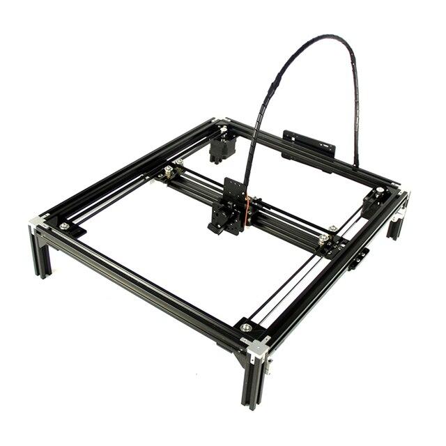 Traceur XY A4 A3, stylo à dessin, machine à écrire corexy, cadre de zone de gravure, kit de robot pour le dessin, bricolage