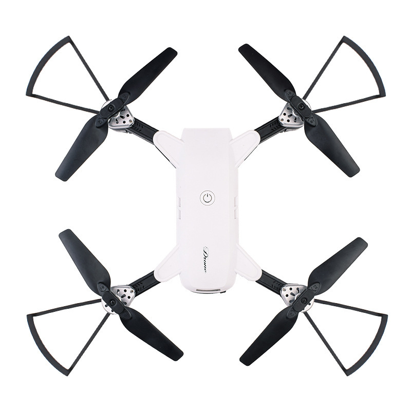 Yh-19hw Quadcopter Folding Set High WiFi Real-Time Image Transmission Unmanned Aerial Vehicle Remote Control Aircraft