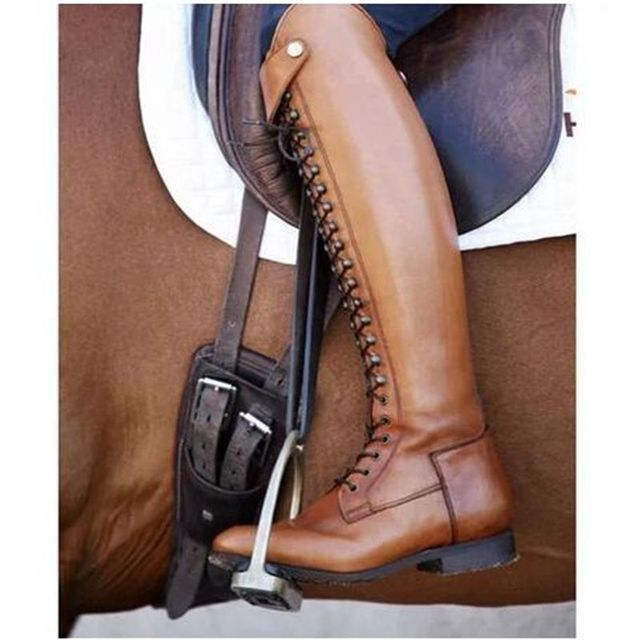 Womens Equestrian Riding Boots 3