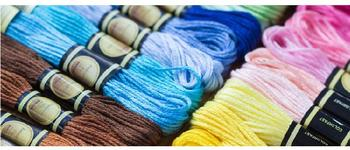 5 pieces/color cross stitch threads cross stitch embroidery thread Custom threads colors 03 image
