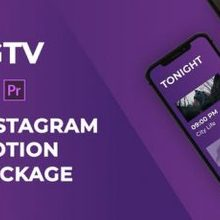 IGTV - InstX Motion Pack - Download Videohive 22975925