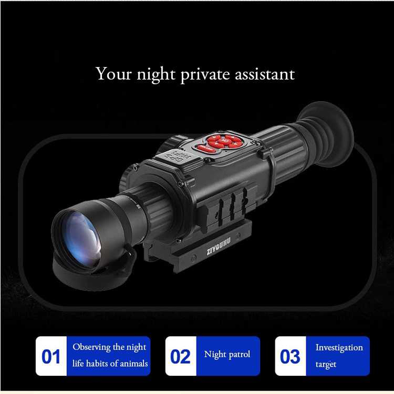 New TN-680C High Definition Hunting Infrared Night Vision Device for Day and Photography Video GPS Location Wireless