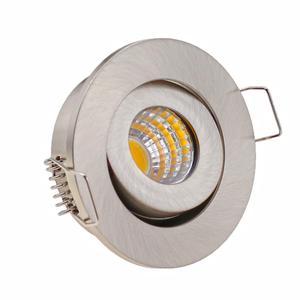 Image 4 - IP65 MINI wpuszczane LED wodoodporna lampa ze ściemniaczem na zewnątrz 3W AC90 260V/DC12V oświetlenie sufitowe LED punktowe lampy sufitowe LED