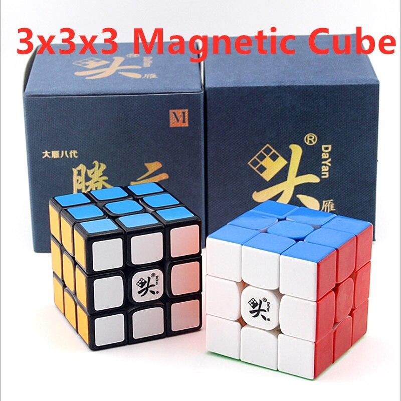 Dayan Tengyun 2x2x2 3x3x3 Cube Tengyun 2x2 Magnetic Magic Cube Dayan 3x3 Magnetic Speed Cube Magnetic 2x2x2 3x3x3 Puzzle Cubo