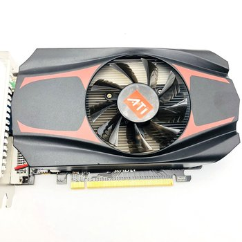 Independent Graphics Card For AMD ATI Radeon HD7670 4GB DDR5 128Bit PCI-E Video Graphic Card With Cooler Fan