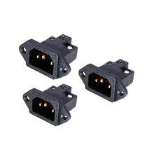 FURUTECH FI 06(G), Чистый медный фильтр IEC для входной розетки переменного тока, Hi Fi с плановым разъемом питания, оригинальная упаковочная коробка MATIHUR, 3 шт.