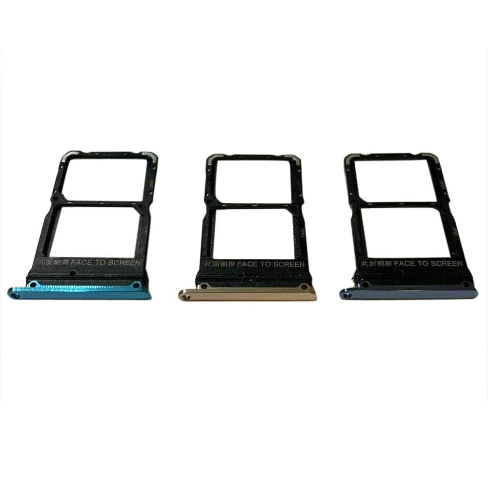 Dual SIM Card Tray Micro Card Holder Adapter For Xiaomi 10 MI 10 / 10 Pro