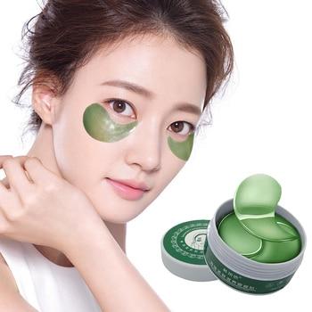 Collagen Gel Eye Mask 60pcs Whitening Anti-Puffiness Patches Face Care Anti Wrinkle Masks Remover Dark Circles eye gel skin