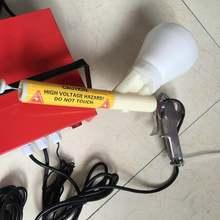 Электростатическая распылительная машина pc03 220 В 110 портативное