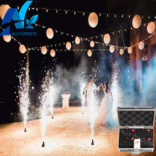 Machine pyrotechnique à télécommande 4-8 canaux, récepteur Pryo pour mariage, système de feux d'artifice sans fil, fontaine à feu froid
